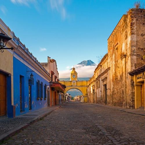 Aprenda espanhol na Guatemala