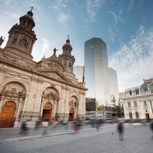 Изучайте испанский язык в Сантьяго