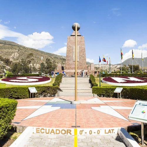 エクアドルでスペイン語を学ぶ 1