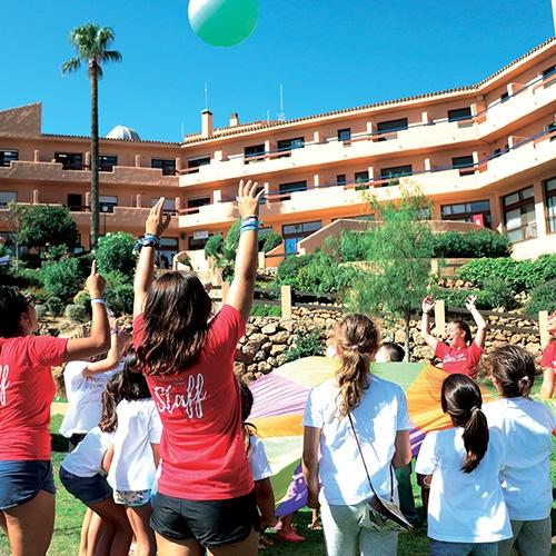 Marbella Elviria Summer Camp