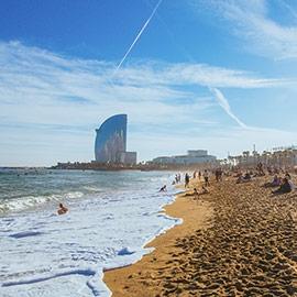 バルセロナでスペイン語を勉強する 7