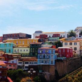 學習西班牙語在智利聖地亞哥 DQ 10