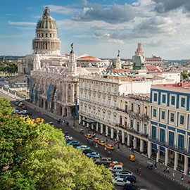 Aprenda espanhol em Havana DQ 7