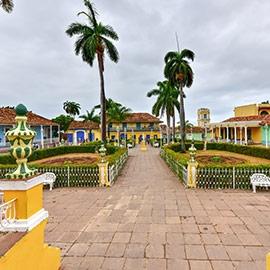 Изучать испанский в Тринидад DQ 6