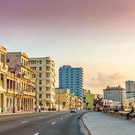 Aprenda espanhol em Havana DQ 8