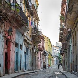 Aprenda espanhol em Havana DQ 6