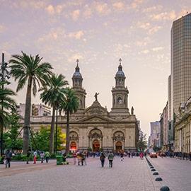 Aprenda espanhol em Santiago do Chile DQ 7