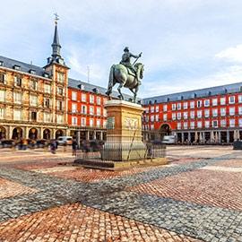 マドリードでスペイン語を勉強する DQ 6