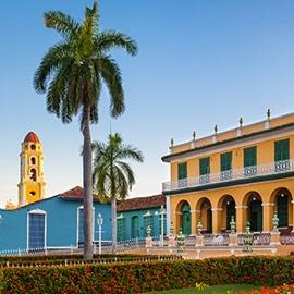 Изучать испанский в Тринидад DQ 7