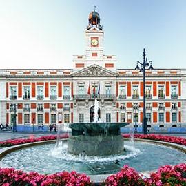 マドリードでスペイン語を勉強する DQ 8