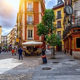 LERNEN SIE SPANISCH IN MADRID DQ 8