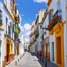 在塞维利亚(Sevilla)学习西班牙语 dq 11