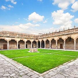 在萨拉曼卡(Salamanca)学习西班牙语 DQ 8