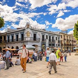 ИЗУЧАЙТЕ ИСПАНСКИЙ В Оахака DQ 6