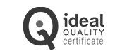 Ideal Quality Certificate